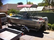 Boat for Sale- Quintrex 5.2 Dory Centre Console Rossmoyne Canning Area Preview