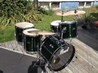 Drum gear - full sets or cymbals hardware etc