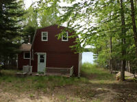 Lakefront Cottage in New Russell- Amazing Value!
