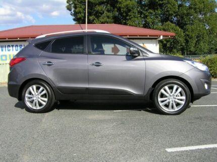 2011 Hyundai ix35 LM Highlander AWD Grey 5 Speed Automatic Wagon Victoria Park Victoria Park Area Preview