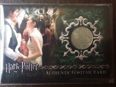 Harry Potter Costume Card Cho Chang Yule Ball Dress GOF C2 541/700 C2](Harry Potter Costume Cards)