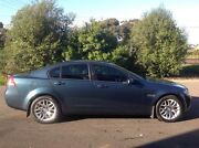 2008 Holden Commodore VE MY09 Omega 60th Anniversary Blue 4 Speed Automatic Sedan Hoppers Crossing Wyndham Area Preview