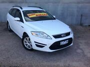 2012 Ford Mondeo MC LX Tdci White 6 Speed Direct Shift Wagon Seabrook Hobsons Bay Area Preview