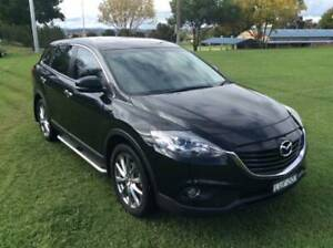2014 Mazda CX-9 Yass Yass Valley Preview