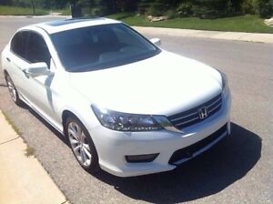 2014 Accord Touring winter ready v4 engine