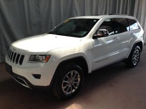 2015 Jeep Grand Cherokee Limited, Lth