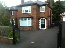 double room in luxury detached Malone Rd house - price includes bills- Gas, Electric, Internet etc