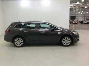 2012 Opel Astra AS Sports Tourer Grey 6 Speed Sports Automatic Wagon Edgewater Joondalup Area Preview