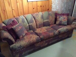 Sofa causeuse fauteuil 3 places - Couch 3 places