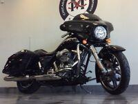 Miniature 2 Moto Harley-Davidson Touring 2016