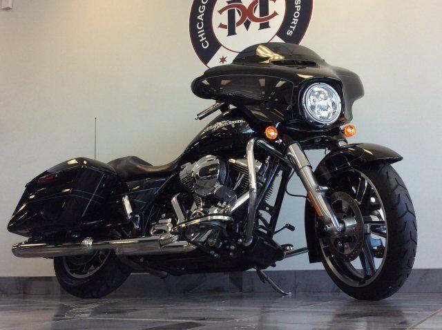 Image 2 Moto Harley-Davidson Touring 2016