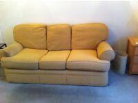 3 piece M&S sofa