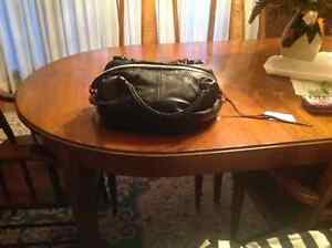 BOTKIER handbag with fringes in Black London Ontario image 3