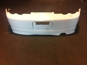 JDM HONDA ACURA RSX DC5 OEM REAR BUMPER WITH LIP TYPE-R
