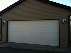 2 Car Detached Garage, Clean/Newer, Electric Included, West