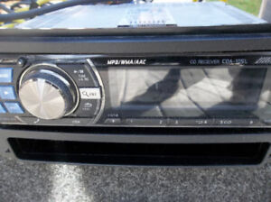 alpine car stereo and amp
