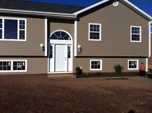 Four year old split entry house in Antigonish