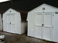 $70 · Storage Shed for Rent...BEST VALUE IN TOWN!!!!!