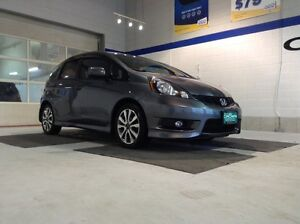 2013 Honda FIT Sport *winter tires on rims included*