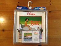 Rare Collectable Disney 'Jungle Book' Cassette and Book. Sealed