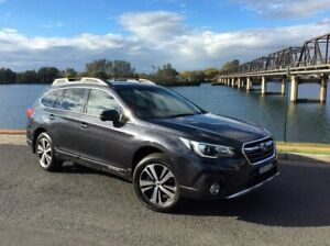 2018 Subaru Outback MY18 2.5I Dark Grey Continuous Variable Wagon Taree Greater Taree Area Preview