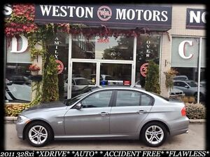 2011 BMW 3 Series 328i xDrive*AUTO*IN-HOUSE FINANCING!
