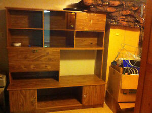 Wall Unit/china cabinet