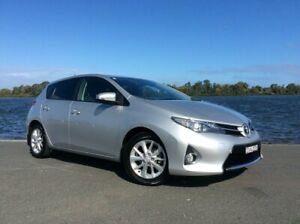2014 Toyota Corolla ZRE182R Ascent Sport Silver 6 Speed Manual Hatchback Taree Greater Taree Area Preview