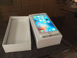 GOLD iPhone 6 PLUS - FACTORY UNLOCKED - IN BOX - BUY OR TRADE