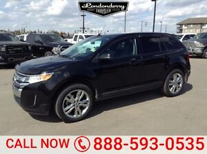 2013 Ford Edge AWD SEL Navigation (GPS),  Leather,  Heated Seats
