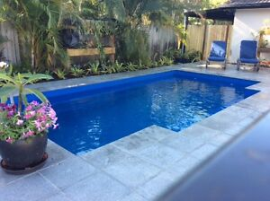 Oasis 6m Fibreglass Pool Perth Perth City Area Preview