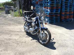 1996 yamaha virago 1100cc parts bike. ////  parts only.