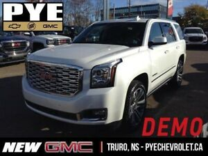 2018 GMC Yukon Denali - DEMO -  SAVE $28,420 OFF MSRP!!