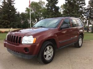 2007 Jeep Grand Cherokee, LAREDO, AUTO, AWD, LOADED, $4,500
