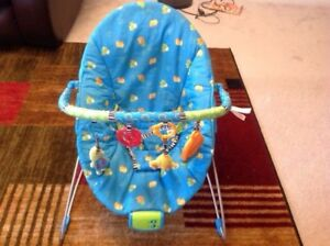 Bright start bouncer very good condition like new