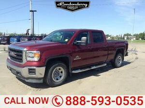 2014 GMC Sierra 1500 4WD CREWCAB KODIAK Accident Free,