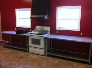Commercial Kitchen Shared Space to Rent