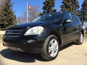 2007 Mercedes-Benz ML320, *** DIESEL *** FINANCING AVAILABLE ***