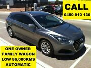 2015 Hyundai i40 VF4 Series II Active Tourer Stone Grey 6 Speed Automatic Wagon Ellenbrook Swan Area Preview