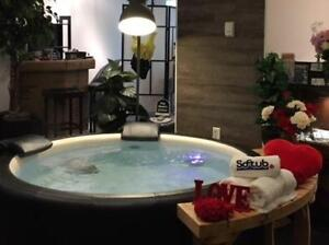 Softubs- The Most Eco Friendly HOT TUB!