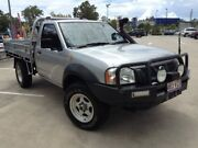 2005 Nissan Navara D22 Series 2 DX (4x4) Silver 5 Speed Manual 4x4 Dual Cab Pickup Morayfield Caboolture Area Preview