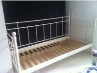 Ikea Day Bed Frame For Sale. Very Good Condition-Dismantled Ready For Collection