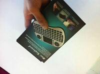 Mini wireless keyboard mouse combo (touchpad) for all use 100%