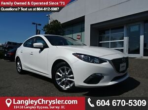 2016 Mazda Mazda3 GS w/ NAVIGATION & SAFETY BACKUP CAMERA