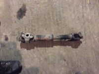2008 Toyota hilux propshaft