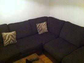 Corner sofa. Excellent condition.