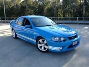 2006 Ford Falcon BF MkII XR6 Blue 6 Speed Auto Seq Sportshift Sedan Morayfield Caboolture Area Preview
