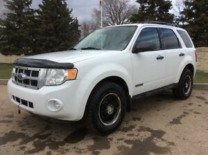 2008 Ford Escape, XLT, AUTO, 4X4, LOADED, ROOF, $5,500