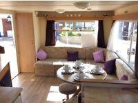 Great Value Static Caravan for Sale, Near Bridlington, East Coast, Yorkshire, Beach Access