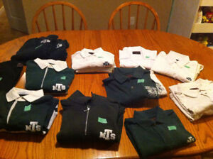 MTS Uniforms (Only 3 Items Left!)